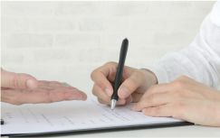 基本プランとお見積りにご納得いただきましたら、ご契約となります。