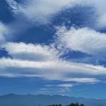 晩夏の雲~短い夏休み~